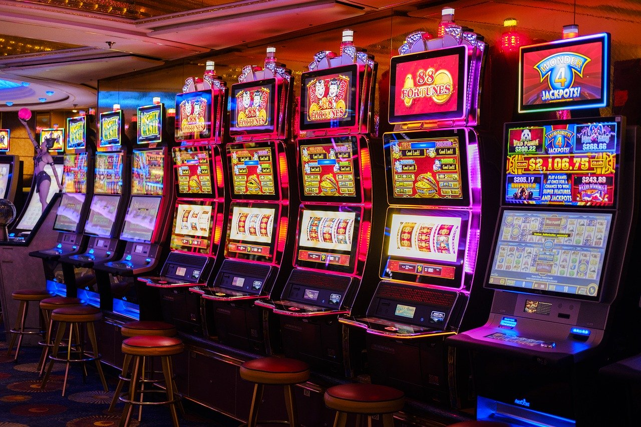 New slot machines in online casinos