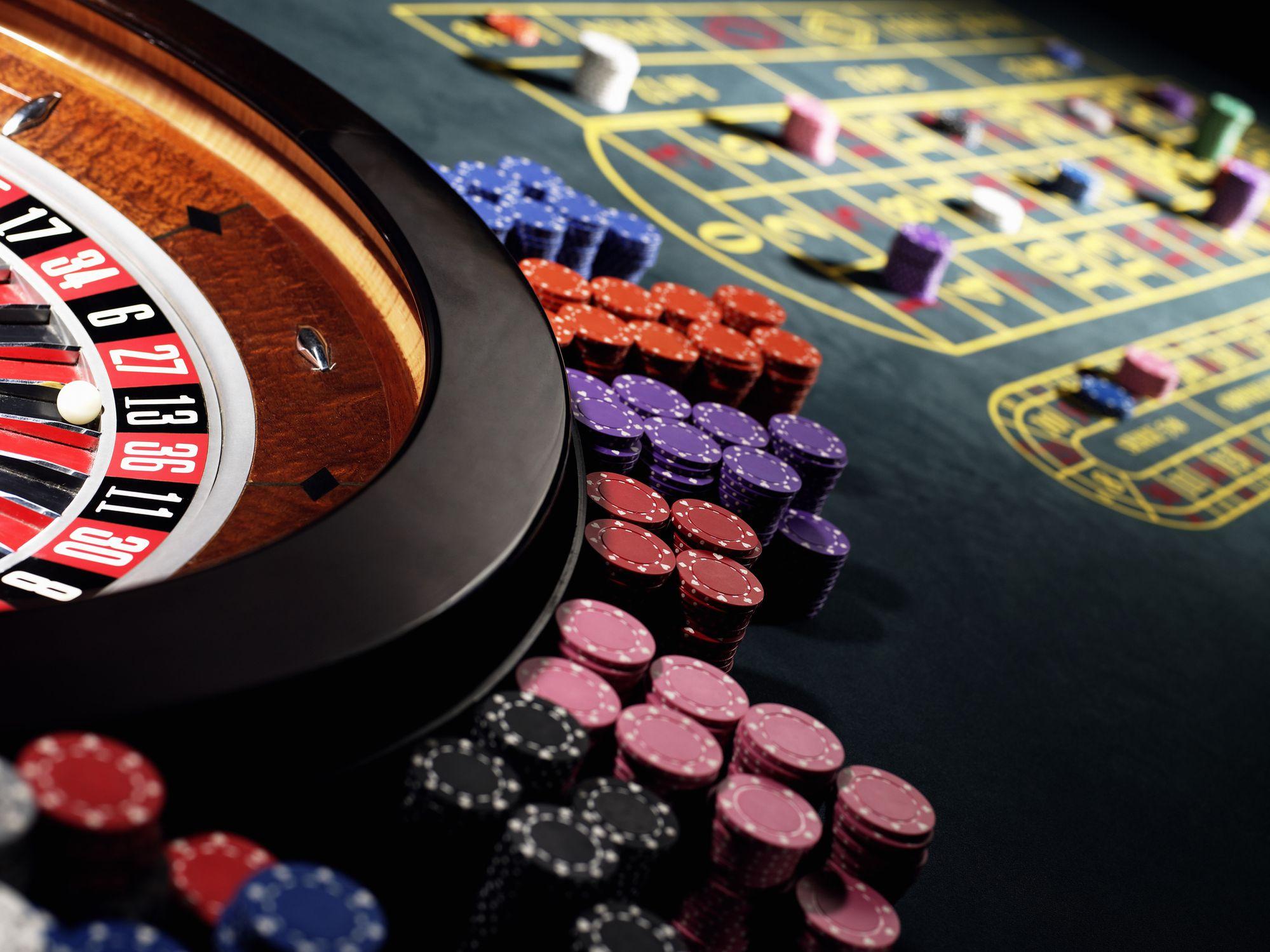 Various Casino Games