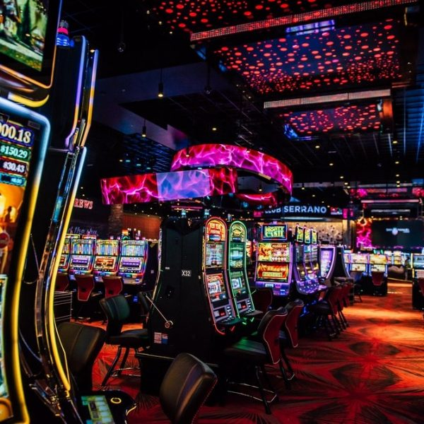 Online gambling industry 2021