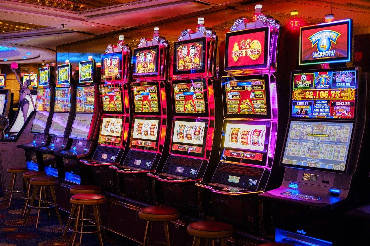 New slot machines in online casinos